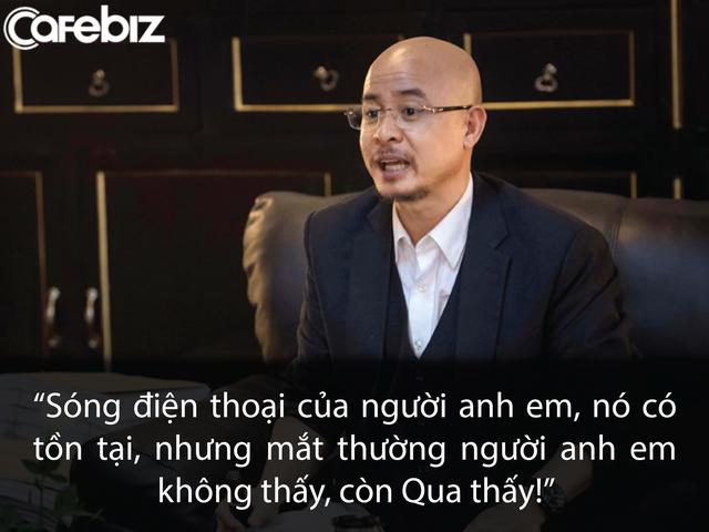 Nhà sáng lập First News nói về ông Đặng Lê Nguyên Vũ: Như một định mệnh, ai khác biệt và đi nhanh ắt phải đi một mình trong cô đơn - Ảnh 3.
