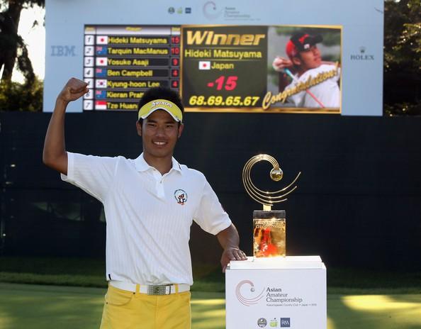 Hideki Matsuyama - chàng trai 28 tuổi trở thành niềm tự hào của làng golf xứ sở mặt trời mọc: Tuổi trẻ tài cao! - Ảnh 1.