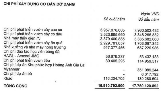 HAGL: Kiểm toán có ý kiến ngoại trừ về khoản phải thu 7.800 tỷ của nhóm An Phú, nhiều cam kết khi đi vay chưa đáp ứng yêu cầu - Ảnh 5.