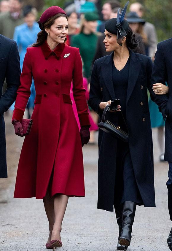 """Giữa tin đồn bất hòa với em dâu, Công nương Kate đã có hành động """"cao tay"""" hơn Meghan, khiến ai cũng phải kiêng nể - Ảnh 1."""