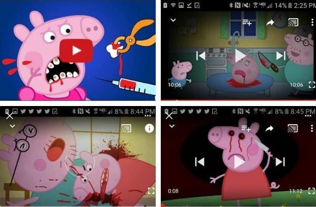 Trước thử thách tự sát Momo, Youtube từng không dưới 2 lần dính phốt nặng để lọt nội dung bẩn đầu độc trẻ em - Ảnh 3.