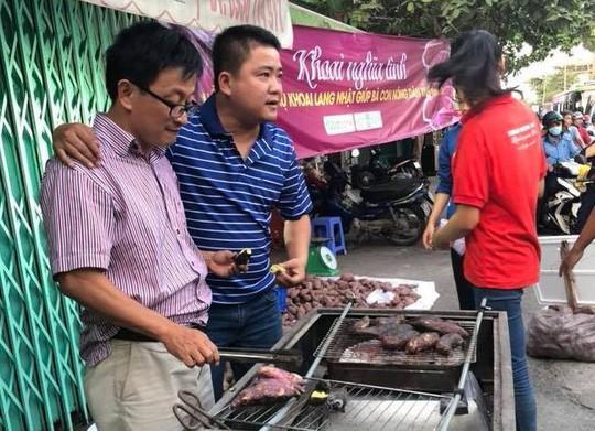 Lập chiến dịch giải cứu khoai lang giúp nông dân Gia Lai - Ảnh 2.