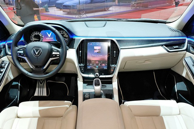 VinFast Lux V8 - SUV sẽ ra mắt vào năm 2020, số lượng giới hạn - Ảnh 2.