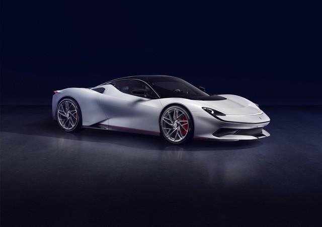 Hãng thiết kế xe cho VinFast giới thiệu xe đậm chất Ferrari hơn cả Ferrari - Ảnh 2.