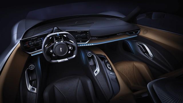 Hãng thiết kế xe cho VinFast giới thiệu xe đậm chất Ferrari hơn cả Ferrari - Ảnh 6.