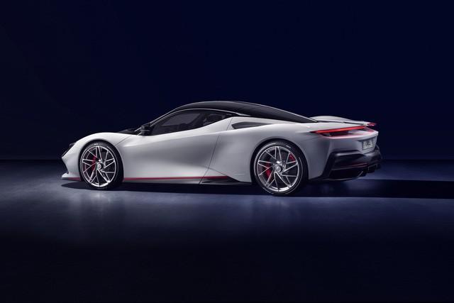 Hãng thiết kế xe cho VinFast giới thiệu xe đậm chất Ferrari hơn cả Ferrari - Ảnh 7.