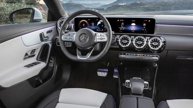 Mercedes-Benz trình làng mẫu xe vô đối nhưng giá mềm - Ảnh 9.