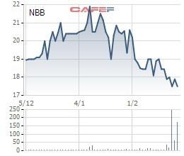 Vietnam Equity Holding bán bớt 2,3 triệu cổ phiếu, không còn là cổ đông lớn của NBB - Ảnh 1.
