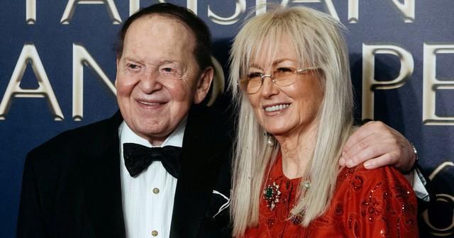 Vợ tỷ phú Sheldon Andelson: Chủ nhân tối cao của ông trùm casino, giàu hơn cả chồng và không bao giờ biết Dạ, vâng - Ảnh 2.