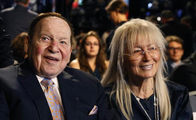 Vợ tỷ phú Sheldon Andelson: Chủ nhân tối cao của ông trùm casino, giàu hơn cả chồng và không bao giờ biết Dạ, vâng - Ảnh 4.