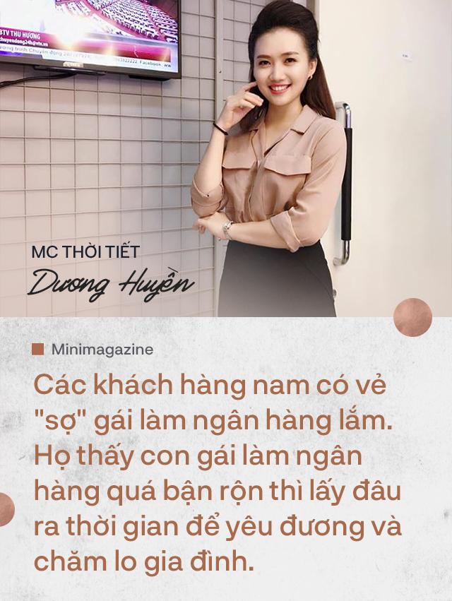 """Nữ MC thời tiết xinh đẹp và chuyện """"dấn thân"""" vào ngân hàng: Ngày làm việc hơn 12 tiếng, sút 3kg một tháng để đổi lại thành quả vượt chỉ tiêu gần 600% - Ảnh 3."""