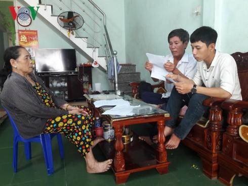Đà Nẵng tăng giá đất, dân tái an cư nghèo ôm nợ - Ảnh 2.