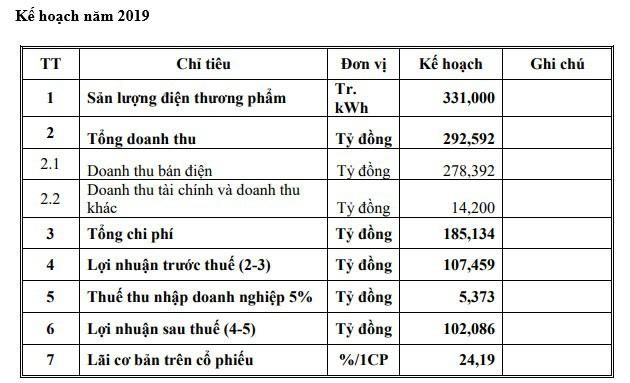 Thủy điện Gia Lai (GHC) đặt kế hoạch lợi nhuận đi ngang trong khi Thủy điện Sê San 4A đặt mục tiêu lãi giảm 22% so với năm 2018 - Ảnh 2.