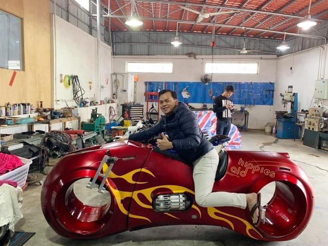 Bộ sưu tập xe hơi tiền tỉ của Phúc XO - Ảnh 2.