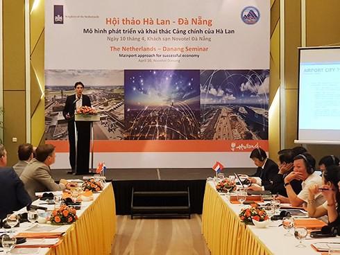 Đà Nẵng – Đô thị sân bay đầu tiên của Việt Nam? - Ảnh 1.