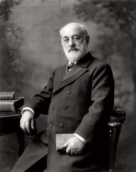 Chân dung Marcus Goldman: Sinh ra trong gia đình nông dân Do Thái, bán hàng rong để nuôi thân đến sáng lập đế chế tài chính Goldman Sachs - Ảnh 1.