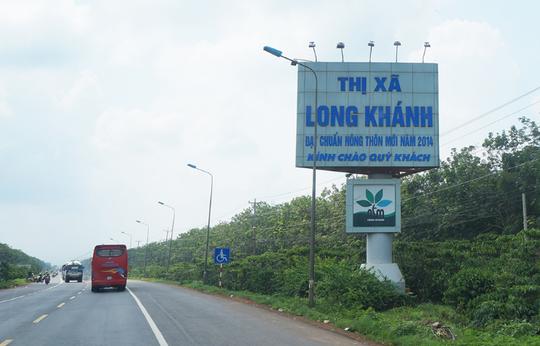 Điều chỉnh địa giới đất làm sân bay Long Thành và thành lập TP Long Khánh - Ảnh 1.