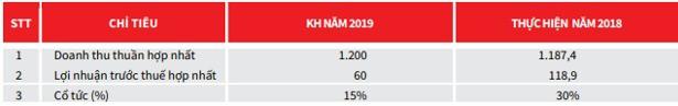 Bóng đèn Điện Quang (DQC) bất ngờ đặt kế hoạch lợi nhuận năm 2019 giảm 50% so với năm 2018 - Ảnh 2.
