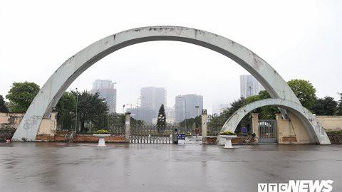 Đề xuất xén đất công viên Cầu Giấy làm bãi đỗ xe: Phó Thủ tướng chỉ đạo kiểm tra - Ảnh 2.