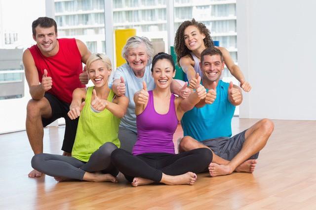 """Kết luận """"sốc"""" của Yale và Oxford: Tập thể dục đều đặn còn hạnh phúc hơn có nhiều tiền! - Ảnh 1."""