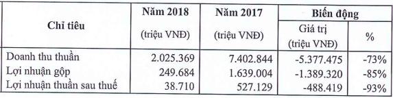 Tiếp tục tái cơ cấu sau khi về chung nhà với Masan, Anco giảm 93% lợi nhuận 2018, đặt kế hoạch lãi dao động mạnh từ 0-100 tỷ! - Ảnh 2.