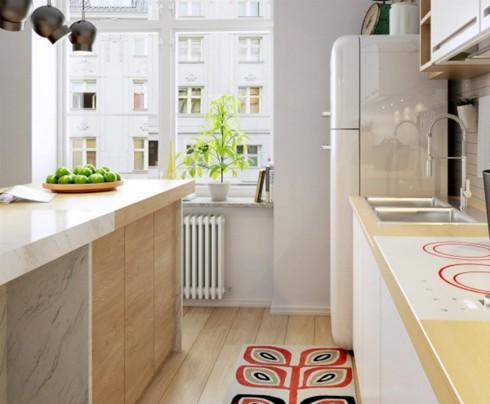 Thiết kế phòng ở mang đặc trưng nội thất Bắc Âu - Ảnh 3.