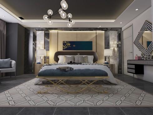 Mẫu phòng ngủ sang trọng khiến bạn không nỡ rời bước - Ảnh 4.
