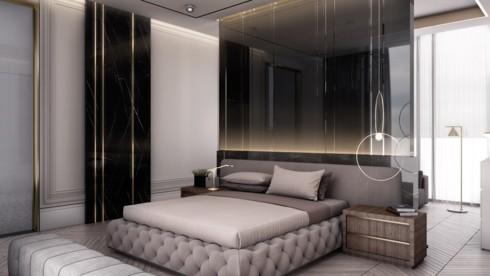 Mẫu phòng ngủ sang trọng khiến bạn không nỡ rời bước - Ảnh 5.