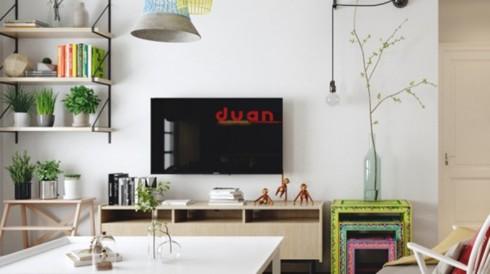 Thiết kế phòng ở mang đặc trưng nội thất Bắc Âu - Ảnh 6.