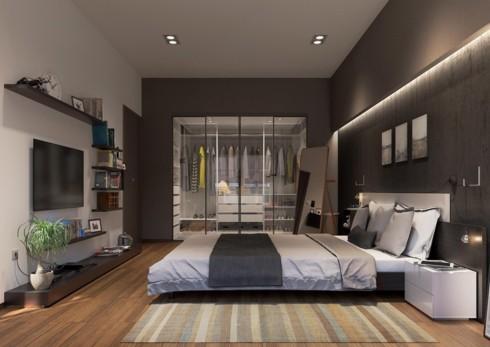 Mẫu phòng ngủ sang trọng khiến bạn không nỡ rời bước - Ảnh 6.