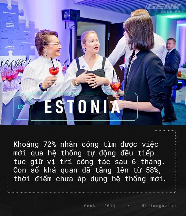 Chào mừng bạn đến với Estonia - nơi quan tòa không phải là con người - Ảnh 2.
