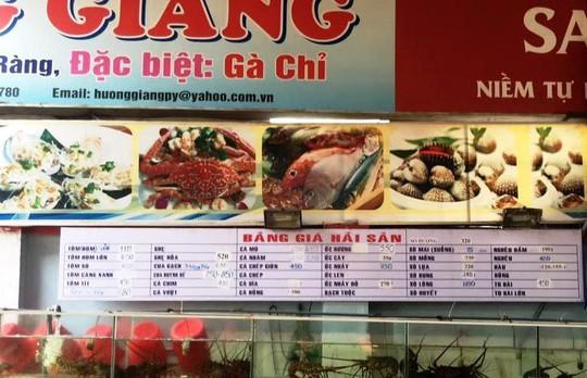 Chủ quán ở Phú Yên nói gì về đĩa Sò Điệp bị chém đẹp 680.000 đồng?  - Ảnh 4.