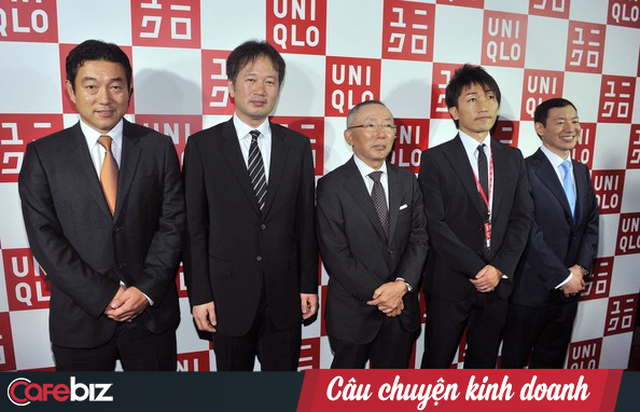 Khi được hỏi vì sao không hài lòng vị trí số 2 hay 3, ông chủ Uniqlo đáp: Chẳng lẽ anh thi Olympics mà chỉ đặt mục tiêu giành Huy chương đồng thôi sao? - Ảnh 1.