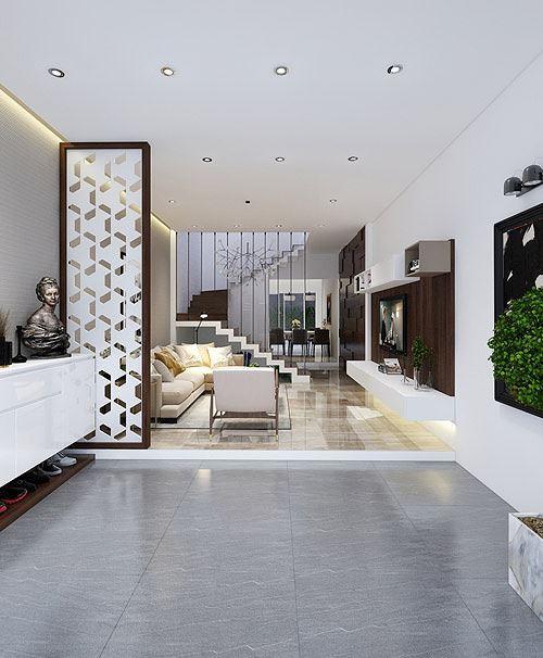 Mẫu nhà phố 3 tầng đẹp như mơ với chi phí 1,2 tỷ đồng - Ảnh 2.