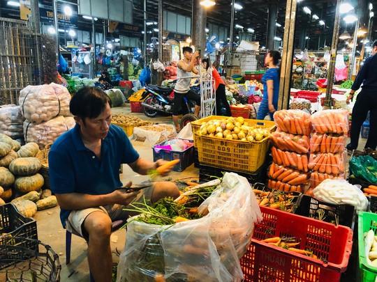 TP HCM: chỉ 20% thực phẩm tươi sống bảo đảm an toàn? - Ảnh 1.