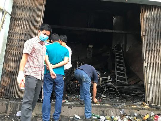 3 người chết trong cửa hàng bị cháy  - Ảnh 2.