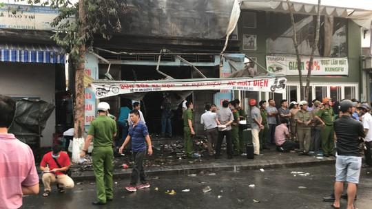 3 người chết trong cửa hàng bị cháy  - Ảnh 4.