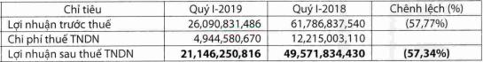 ĐHĐCĐ Chứng khoán Rồng Việt (VDSC): Kế hoạch 2019 thận trọng khi thị trường chứng khoán dự còn khó khăn - Ảnh 1.