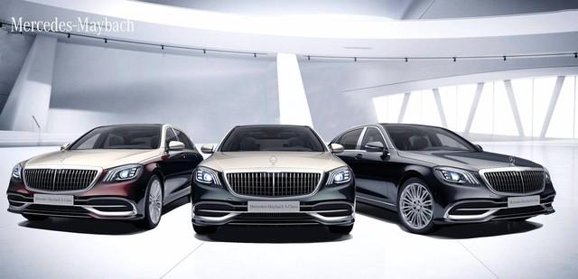 Đại gia Việt phải chờ nửa năm, chi thêm cả tỷ bạc để sở hữu một chi tiết mới trên xe Mercedes-Maybach - Ảnh 1.