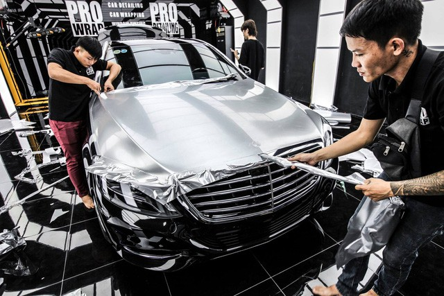 Đại gia Việt phải chờ nửa năm, chi thêm cả tỷ bạc để sở hữu một chi tiết mới trên xe Mercedes-Maybach - Ảnh 5.