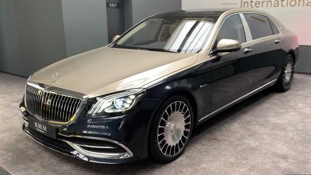Đại gia Việt phải chờ nửa năm, chi thêm cả tỷ bạc để sở hữu một chi tiết mới trên xe Mercedes-Maybach - Ảnh 6.
