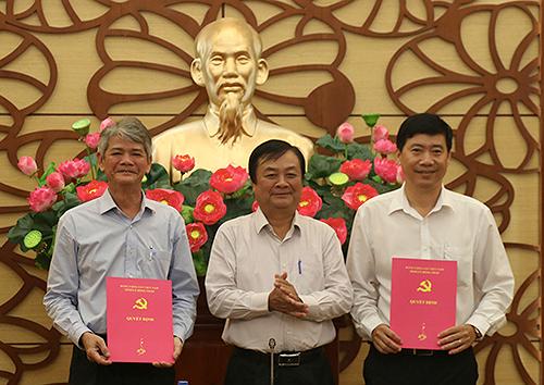 Phó Chủ tịch Đồng Tháp giữ chức Trưởng Ban Nội chính Tỉnh ủy  - Ảnh 1.