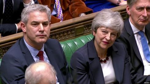 Brexit bế tắc, Hạ Viện Anh không tìm được giải pháp thay thế - Ảnh 1.