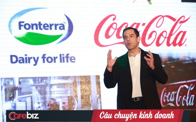 Cuộc chơi tất tay của Coca-Cola: Bước chân vào địa hạt của Vinamilk, TH, chọn Việt Nam là thị trường đầu tiên trên toàn thế giới ra mắt sản phẩm sữa mang thương hiệu Nutriboost - Ảnh 1.