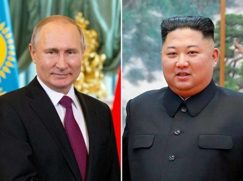 Toan tính của Kim Jong Un và Putin trong ván bài Thượng đỉnh Nga-Triều - Ảnh 1.