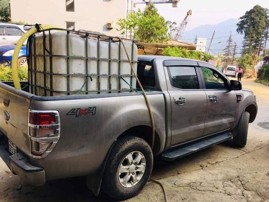 Choáng với giá 500.000 đồng/m3 nước sinh hoạt ở Sa Pa, lo vỡ trận dịp nghỉ lễ  - Ảnh 3.