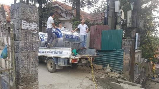 Choáng với giá 500.000 đồng/m3 nước sinh hoạt ở Sa Pa, lo vỡ trận dịp nghỉ lễ  - Ảnh 4.
