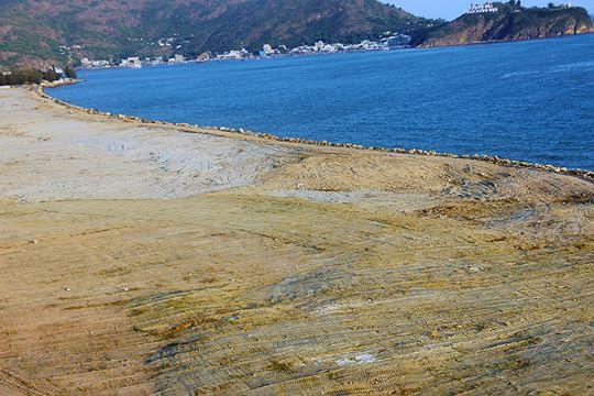 Bình Định từ chối đề xuất của DN lấn biển phân lô xây biệt thự - Ảnh 2.