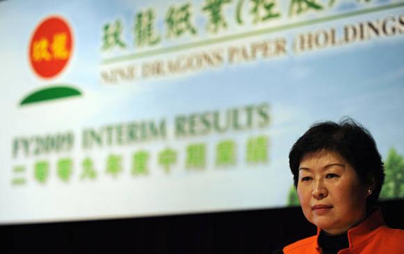 Chân dung nữ hoàng rác Zhang Yin: Từng lái xe khắp các bãi tái chế để xin giấy vụn đến nữ tỷ phú tự thân đầu tiên tại Trung Quốc - Ảnh 3.