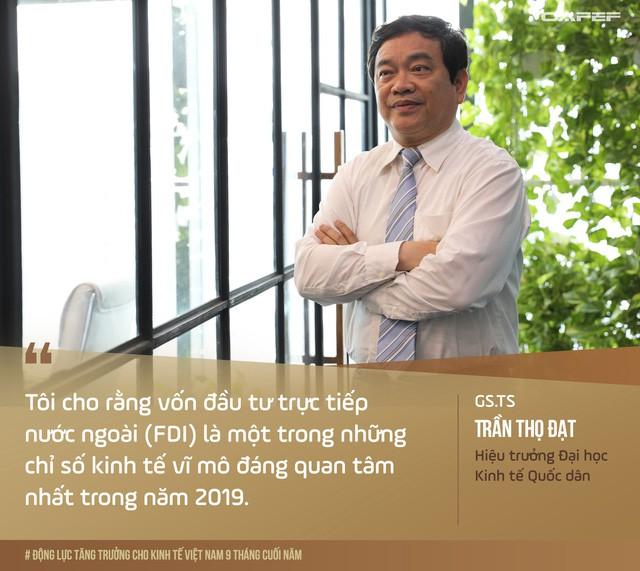 GS.TS Trần Thọ Đạt: Cần có cơ chế thu hút FDI thế hệ mới - Ảnh 1.